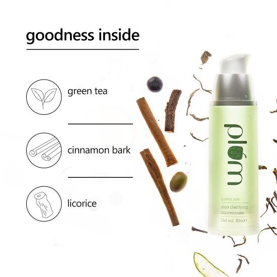 Plum Green Tea Skin Clarifying Concentrate (Serum)