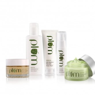 Paraben-free Skincare Products from Plum Goodness - BlushBeauty